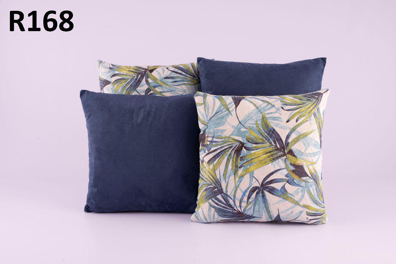 Almofadas Decorativas Quarteto Kit com 4- R168