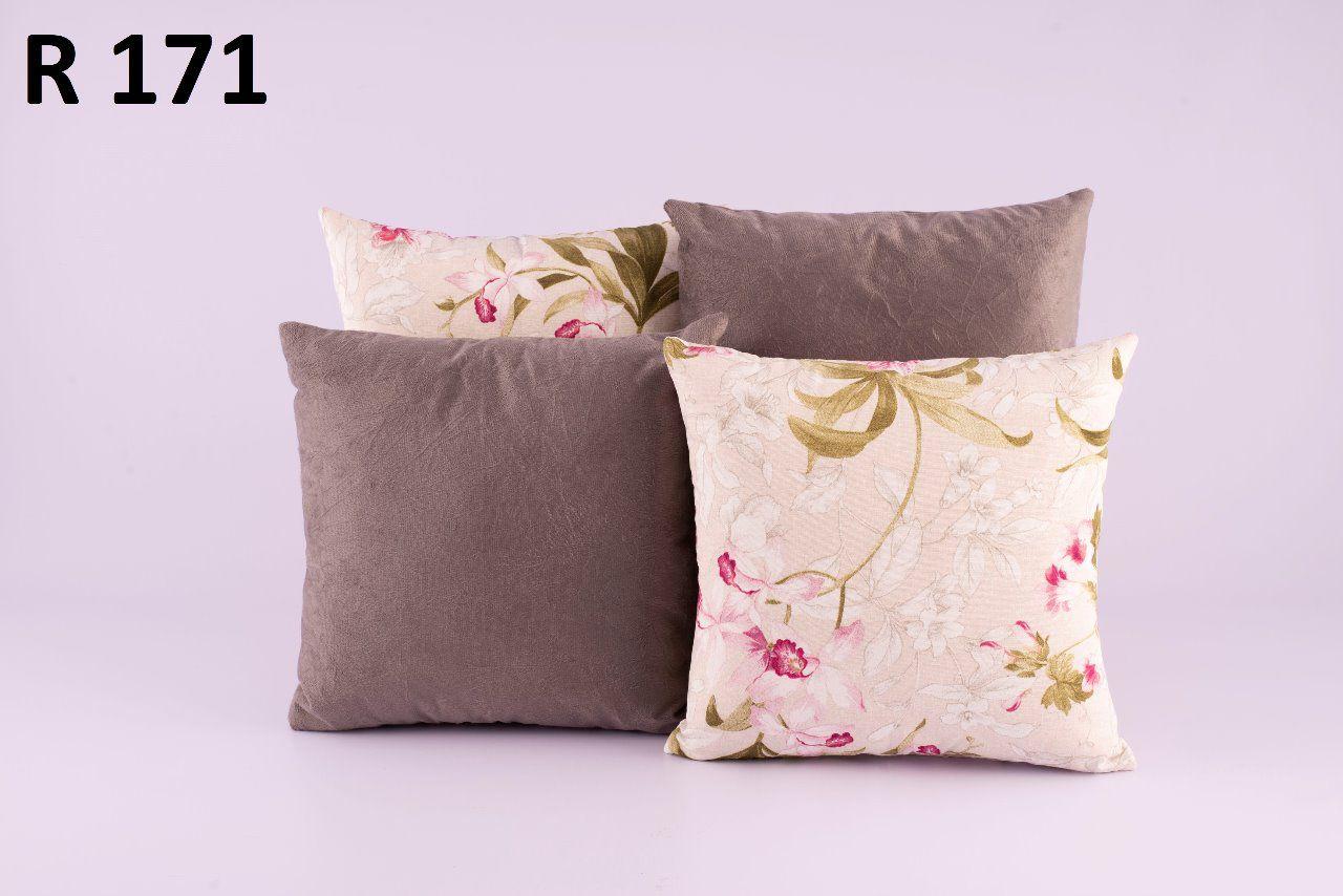 Almofadas Decorativas Quarteto Kit com 4- R171