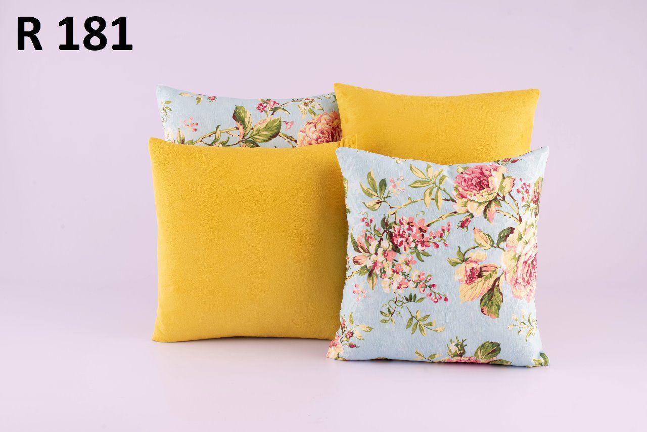 Almofadas Decorativas Quarteto Kit com 4- R181