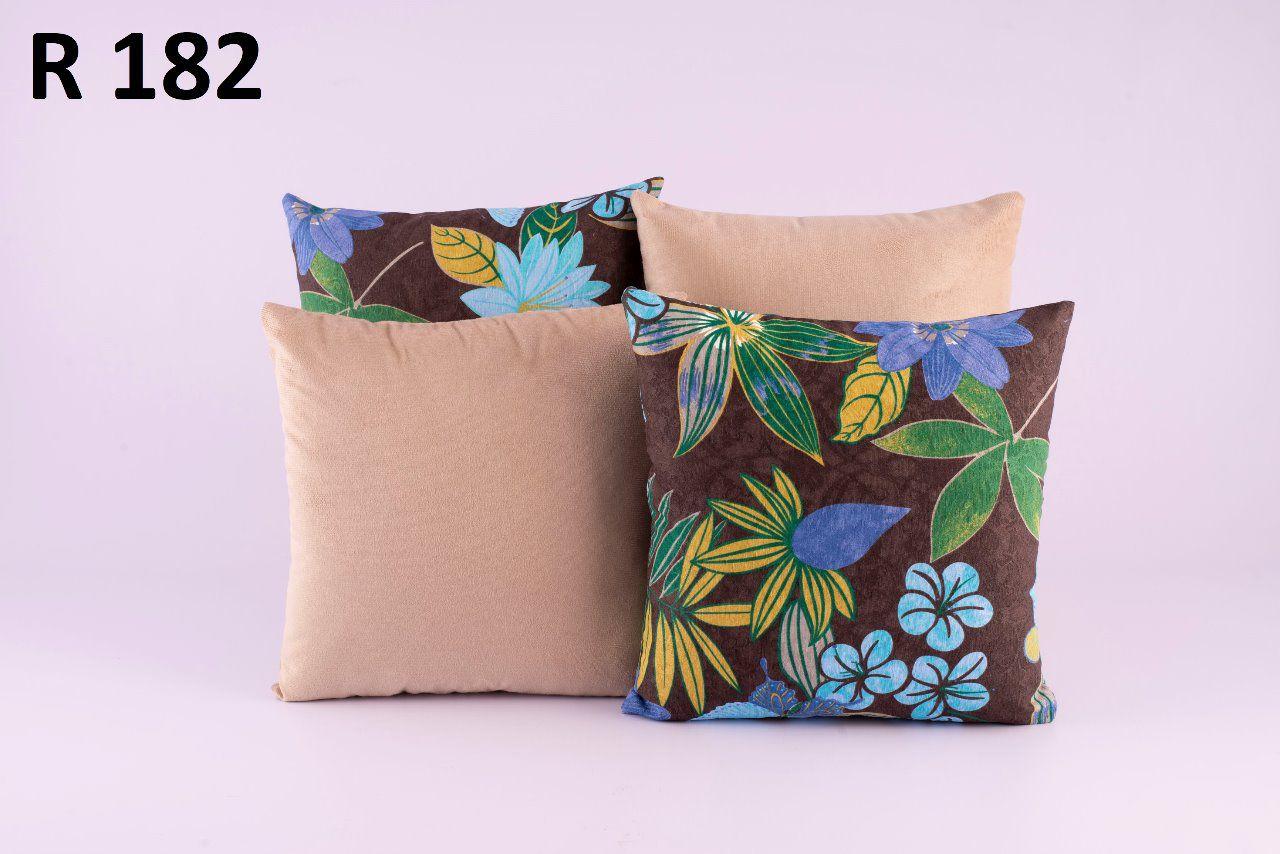 Almofadas Decorativas Quarteto Kit com 4- R182
