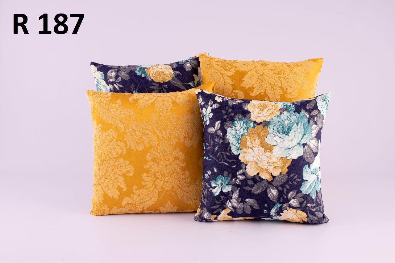 Almofadas Decorativas Quarteto Kit com 4- R187