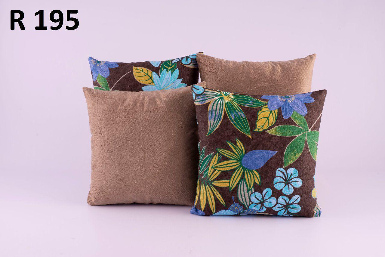 Almofadas Decorativas Quarteto Kit com 4- R195