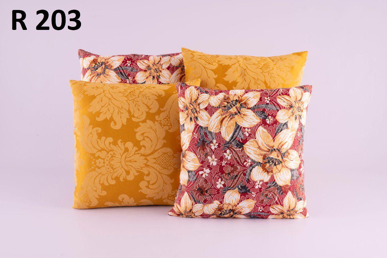 Almofadas Decorativas Quarteto Kit com 4- R203