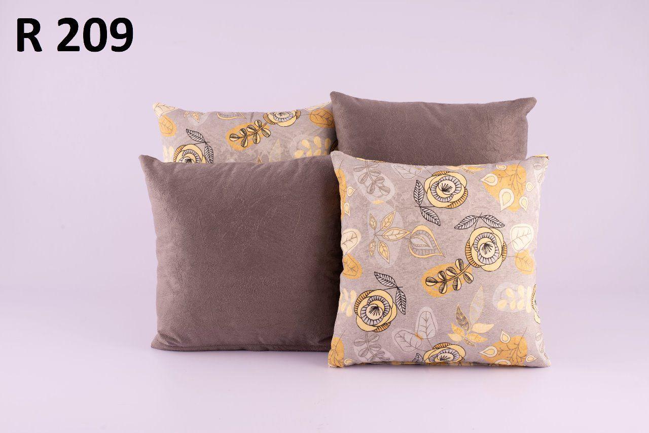Almofadas Decorativas Quarteto Kit com 4- R209