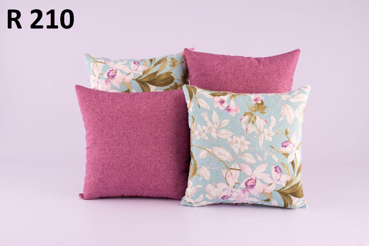 Almofadas Decorativas Quarteto Kit com 4- R210