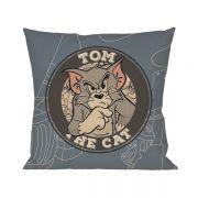 Capa de Almofada - Tom & Jerry - Gato Tom