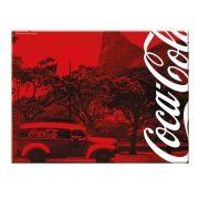 Tábua Vidro Vintage Coca Coca Rio de Janeiro
