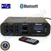 Amplificador USB FM BLUETOOTH potência NCA Ab100 BT 100W