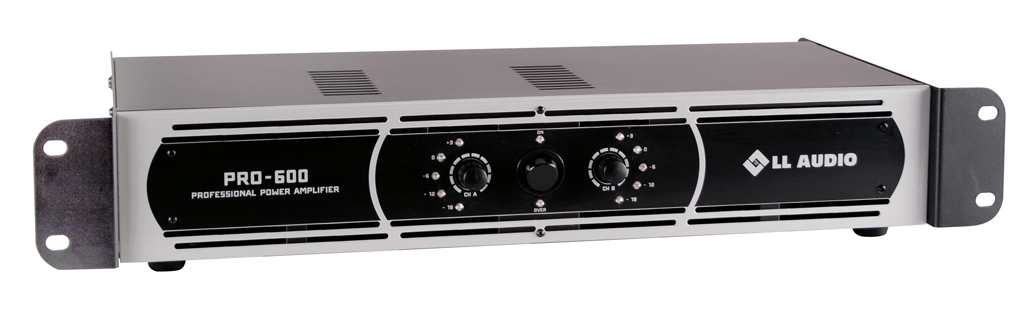 Amplificador Profissional PRO 600