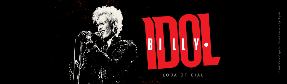 banner billy idol