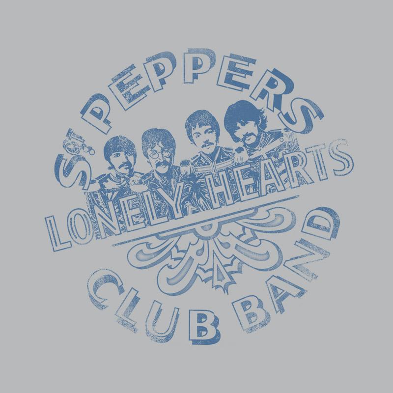Camiseta Feminina The Beatles Sgt Pepper´s
