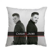 Almofada Carlos & Jader Foto