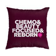 Almofada QeB Chemo & Beauty