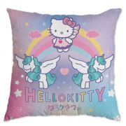 Almofada Hello Kitty Follow The Rainbow