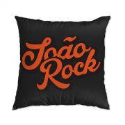 Almofada Jo�o Rock Logo