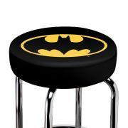 Banqueta de Ferro Batman Logo