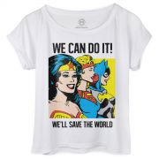 Blusa Feminina Power Girls We Can Do It!
