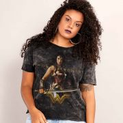 Blusa Feminina Wonder Woman Warrior For a Peace