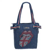 Bolsa The Rolling Stones Lips 749045