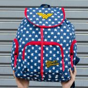 2º Lote Bolsa Wonder Woman Star