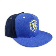 Boné Snapback World of Warcraft Aliança
