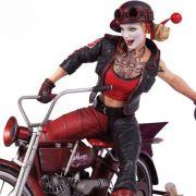 Boneco Harley Quinn Gotham City Garage