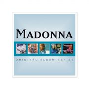 BOX CD Madonna Original Album Series