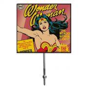 Cabideiro de vidro Wonder Woman Capa