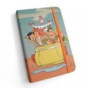 Caderneta de Anotações HB Flintstones Grande Família