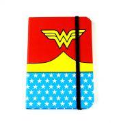 Caderneta de Anotações Wonder Woman Logo