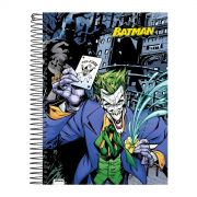 Caderno 1 Matéria Batman The Joker