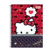 Caderno Hello Kitty Thinking in Love 1 Matéria