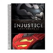 Caderno 1 Matéria Injustice Batman e Superman