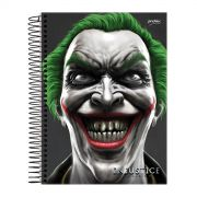 Caderno 1 Matéria Injustice The Joker