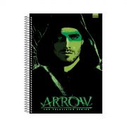 Caderno Arrow Green Vector 1 Matéria