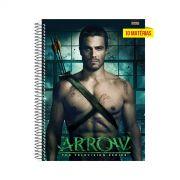 Caderno Arrow Scars 10 Matérias