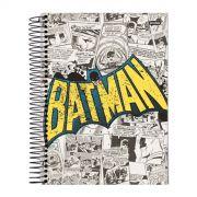 Caderno Batman Logo 1966 1 Matéria