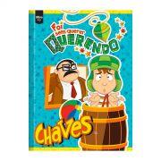Caderno Chaves Foi sem Querer Querendo Brochura 1 Matéria