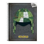 Caderno Chapéu do Chaves 1 Matéria