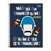 Caderno Chaves Ruim é Ter Que Trabalhar! 1 Matéria