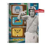 Caderno Chaves TVs 10 Matérias