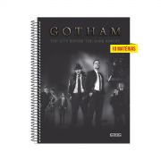 Caderno Gotham Before The Dark Knight 10 Matérias