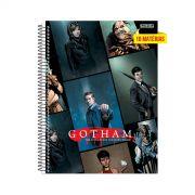 Caderno Gotham Characters 10 Matérias