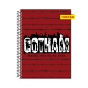 Caderno Gotham Where Justice is Born 10 Matérias