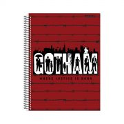 Caderno Gotham Where Justice is Born 1 Matéria