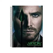 Caderno Green Arrow 1 Matéria