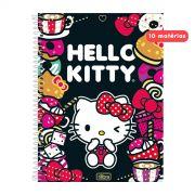 Caderno Hello Kitty Candys 10 Matérias