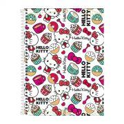 Caderno Hello Kitty Cupcake 1 Matéria