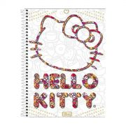 Caderno Hello Kitty White 1 Matéria