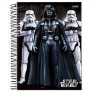 Caderno Star Wars Soldados Vader 1 Mat�ria